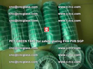 GREEN TAPE for EVALAM interlayer film lamination (106)