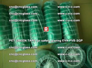 GREEN TAPE for EVALAM interlayer film lamination (111)