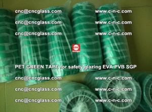 GREEN TAPE for EVALAM interlayer film lamination (116)