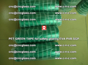 GREEN TAPE for EVALAM interlayer film lamination (119)