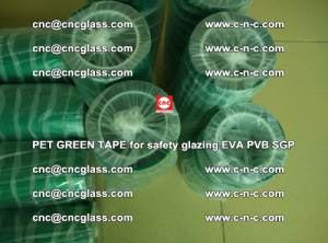 GREEN TAPE for EVALAM interlayer film lamination (125)