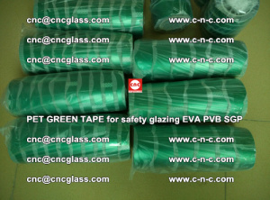 GREEN TAPE for EVALAM interlayer film lamination (150)