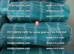 GREEN TAPE for EVALAM interlayer film lamination (166)