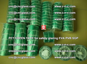 GREEN TAPE for EVALAM interlayer film lamination (185)