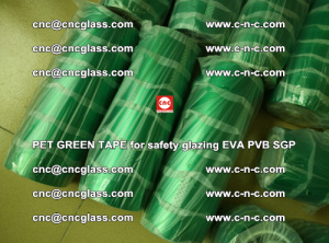 GREEN TAPE for EVALAM interlayer film lamination (205)