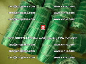 GREEN TAPE for EVALAM interlayer film lamination (207)