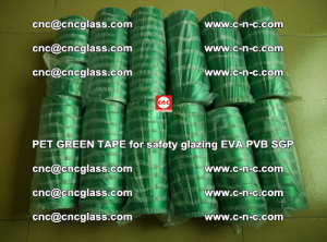 GREEN TAPE for EVALAM interlayer film lamination (225)