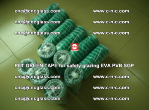 GREEN TAPE for EVALAM interlayer film lamination (80)