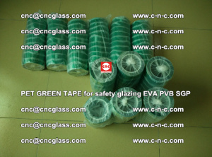 GREEN TAPE for EVALAM interlayer film lamination (95)