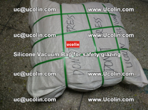 Silicone Vacuum Bag for EVALAM TEMPERED BEND lamination (181)