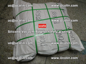 Silicone Vacuum Bag for EVALAM TEMPERED BEND lamination (187)